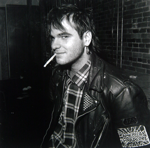 : Punk Rock in the 80's : Thurston Howes Photography